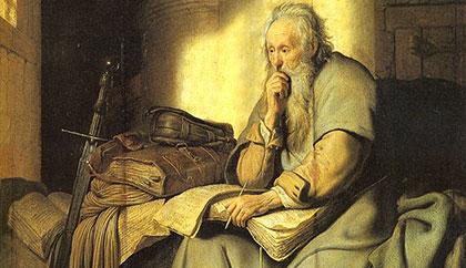 Paul (died c  67) Triumphs in Prison   Captive Faith